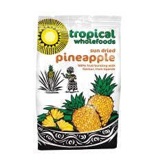 Tropical Wholefoods Organic Dried Pineapple (100g)