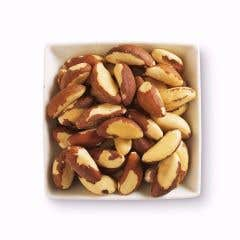 Tropical Wholefoods Organic Whole Brazil Nuts (125g)