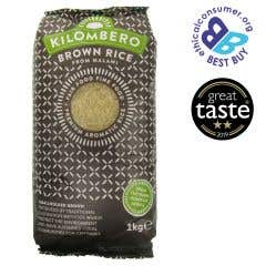 Kilombero Brown Rice (1kg)