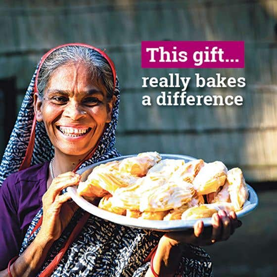 Bake a Difference - Gifts for Life