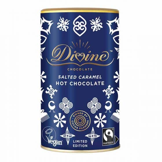 Divine Salted Caramel Hot Chocolate (300g) SINGLE