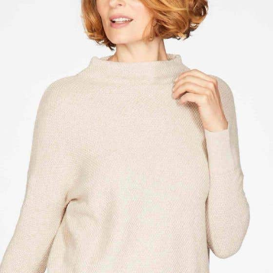 Thought Imogen Organic Cotton and Wool Jumper Size 12