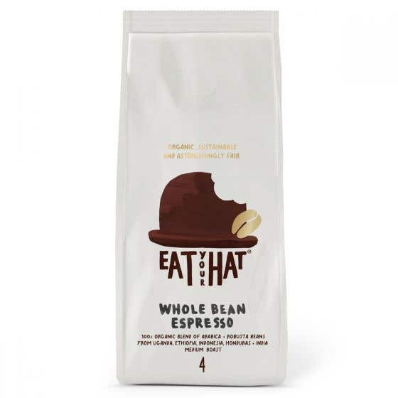 Eat Your Hat Espresso Coffee Beans (6x200g) CASE