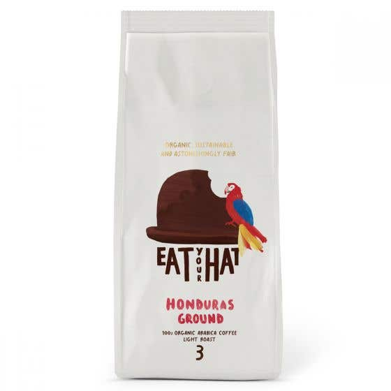 Eat Your Hat Honduras Ground Coffee (6x200g) CASE