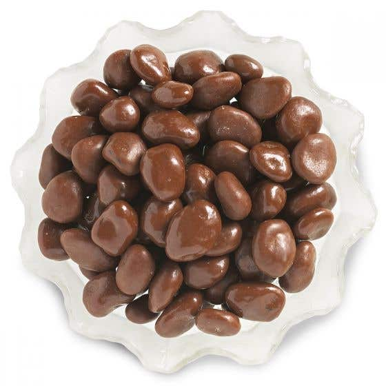 Traidcraft Chocolate Coated Raisins (150g)