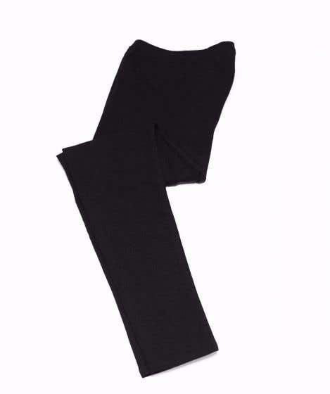 Thought Bamboo Mix Women's Black Leggings Size 8