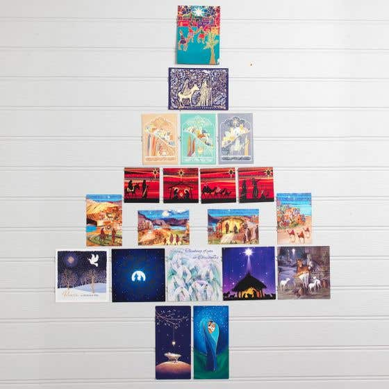 2020 Christmas Cards Sample Pack
