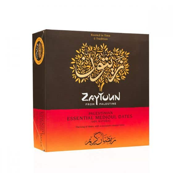 Zaytoun Palestinian Medjoul dates (800g) SINGLE