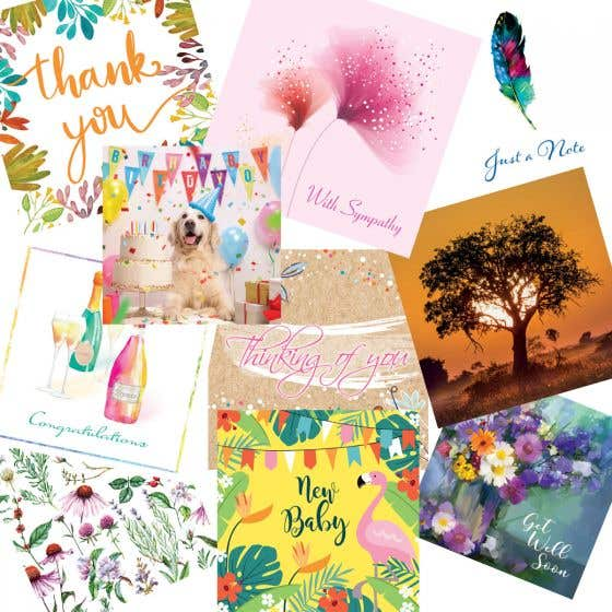 Occasions Cards Pack