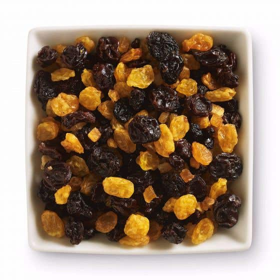 Tropical Wholefoods Traditional Mixed Dried Fruit (500g) SINGLE