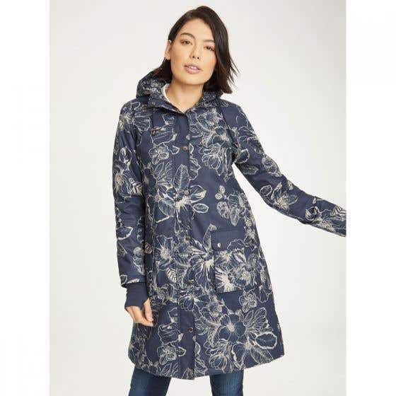 Thought Volumnia 100% Organic Cotton Women's Coat Size 14