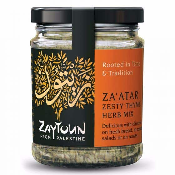 Zaytoun Za'atar Herb Mix (6x80g) CASE