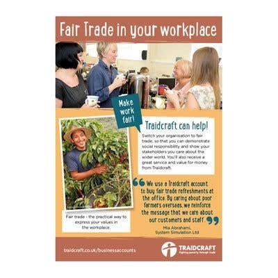 Fair Trade at Work Leaflet