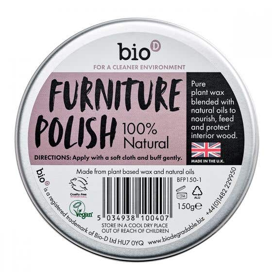 Bio-D Furniture Polish (150g) SINGLE