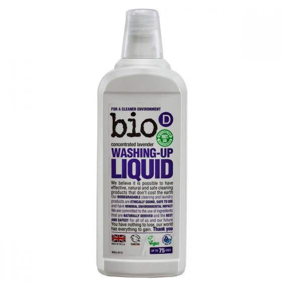 Bio-D Lavender Washing-up Liquid (750ml) SINGLE