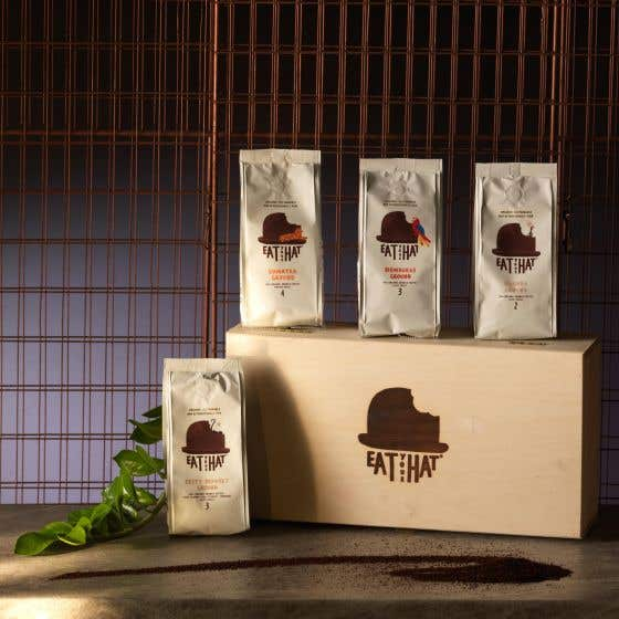 Eat Your Hat Coffee Gift Set
