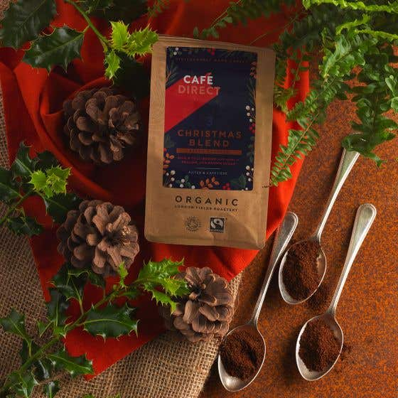 Cafédirect Christmas Coffee (227g) CASE