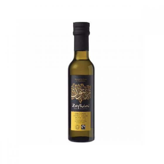 Zaytoun Organic Extra Virgin Olive Oil (250ml) SINGLE