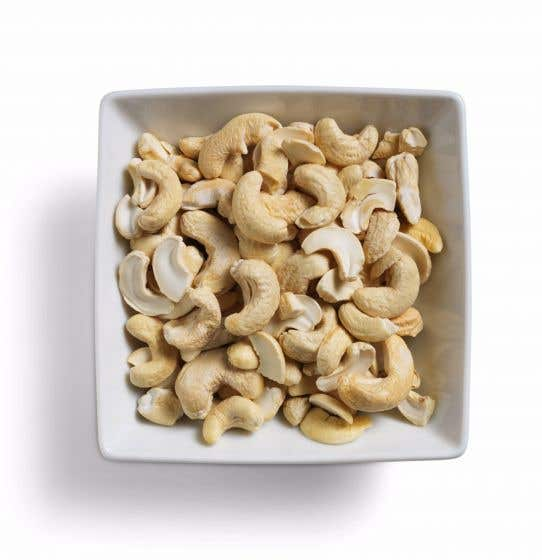 Tropical Wholefoods Organic Cashew Nuts (6x150g) CASE