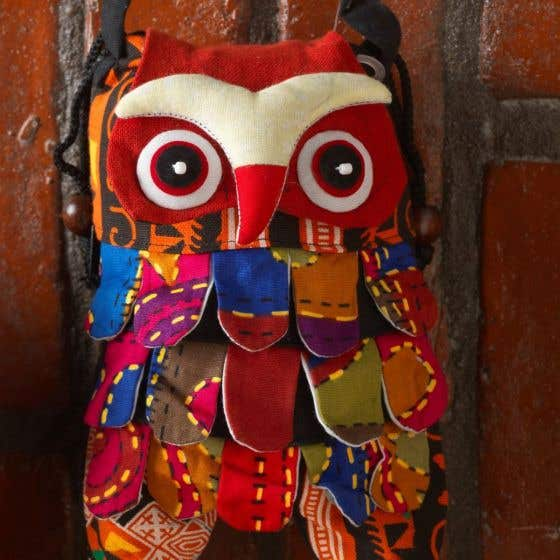 Owl Children's Shoulder Bag