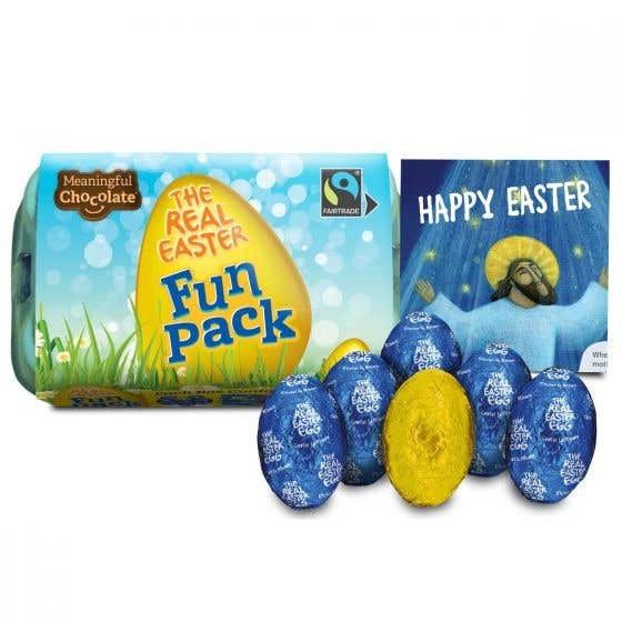 The Real Easter Egg Fun Pack (180g)