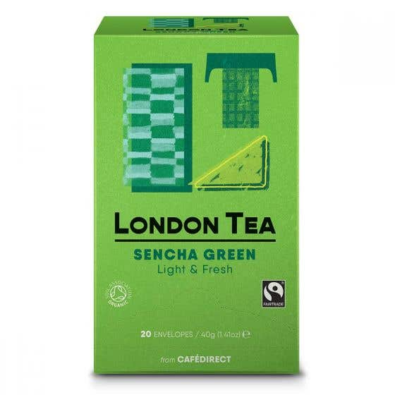London Tea Company Sencha Green Tea (40g) SINGLE