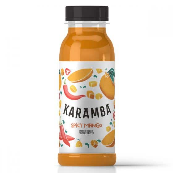 Spicy Mango Karamba Juice (6x250ml) CASE