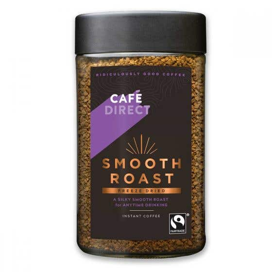 Cafedirect Freeze Dried Coffee (100g)