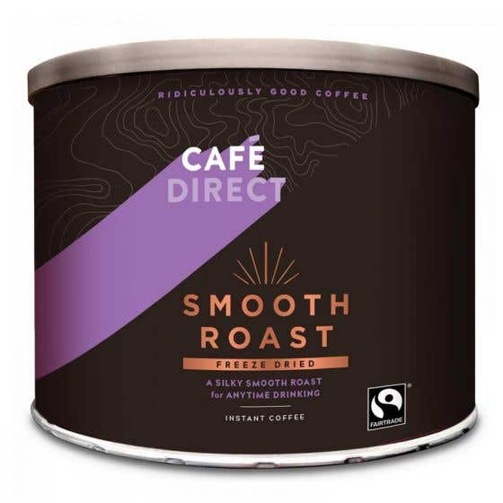 Cafedirect Fairtrade Freeze Dried Coffee (500g) SINGLE