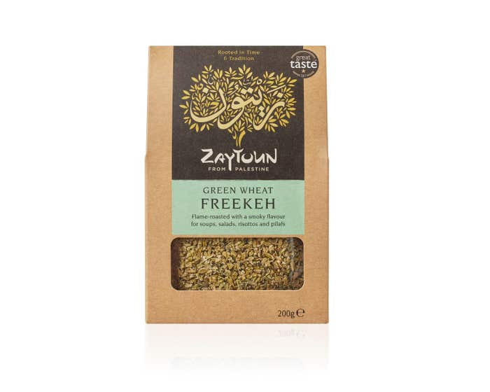 Zaytoun Smoky Freekeh (200g) SINGLE
