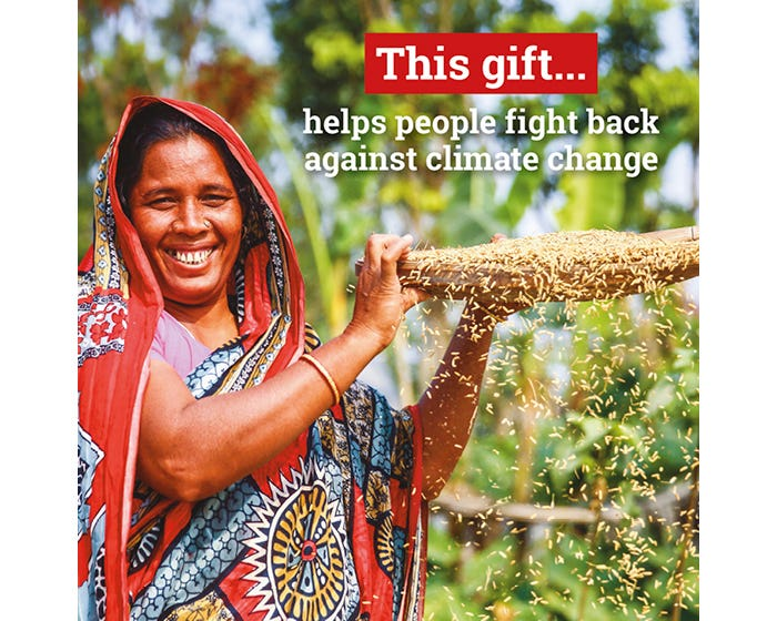 Fight Against Climate Change - Gifts For Life