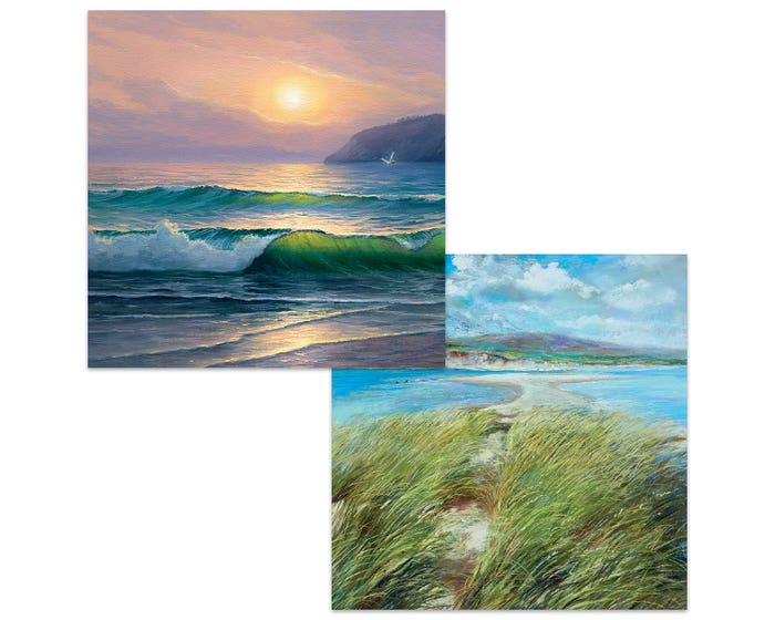 Sea View Cards