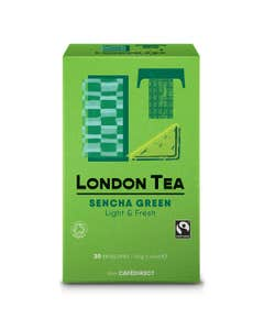London Tea Company Sencha Green Tea (40g)