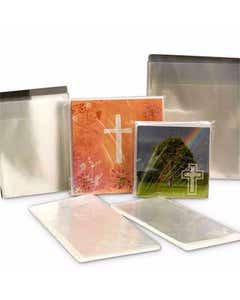 Cello Bags for Cards (pack of 50)