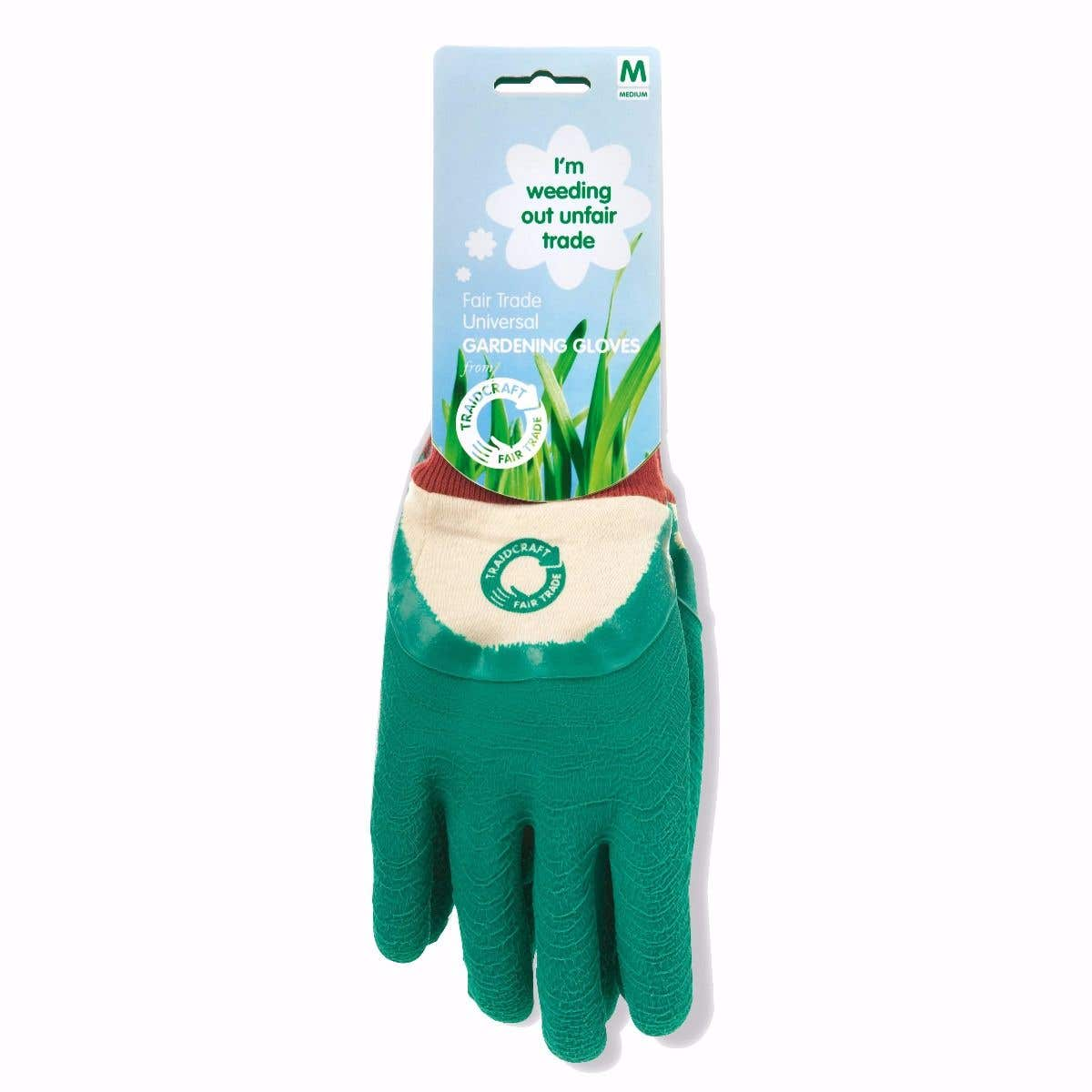 Traidcraft Gardening Gloves (M)