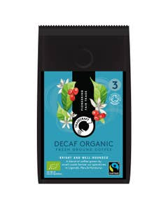 Traidcraft Decaf Organic Ground Coffee (227g)
