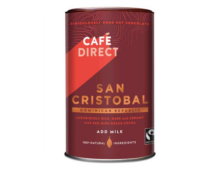 Cafedirect San Cristobal Drinking Chocolate (250g)