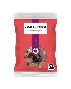 Traidcraft Vanilla Fudge (150g)