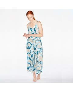 Thought Baja Palm Print Pyjamas in Gift Bag