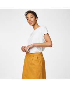 Thought Fairtrade and Organic Cotton White T-Shirt