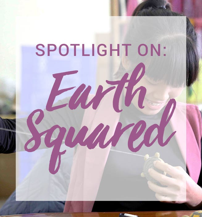 Spotlight on Earth Sqaured