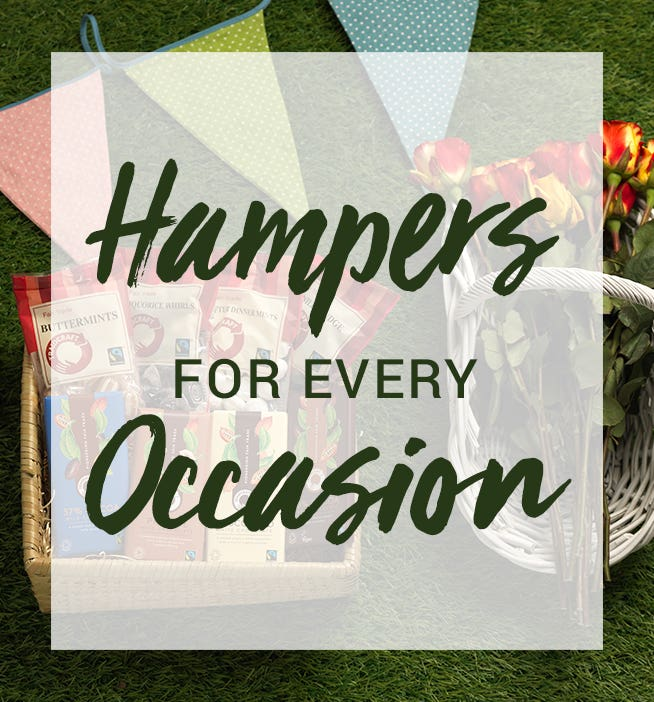 Hampers for every occasion