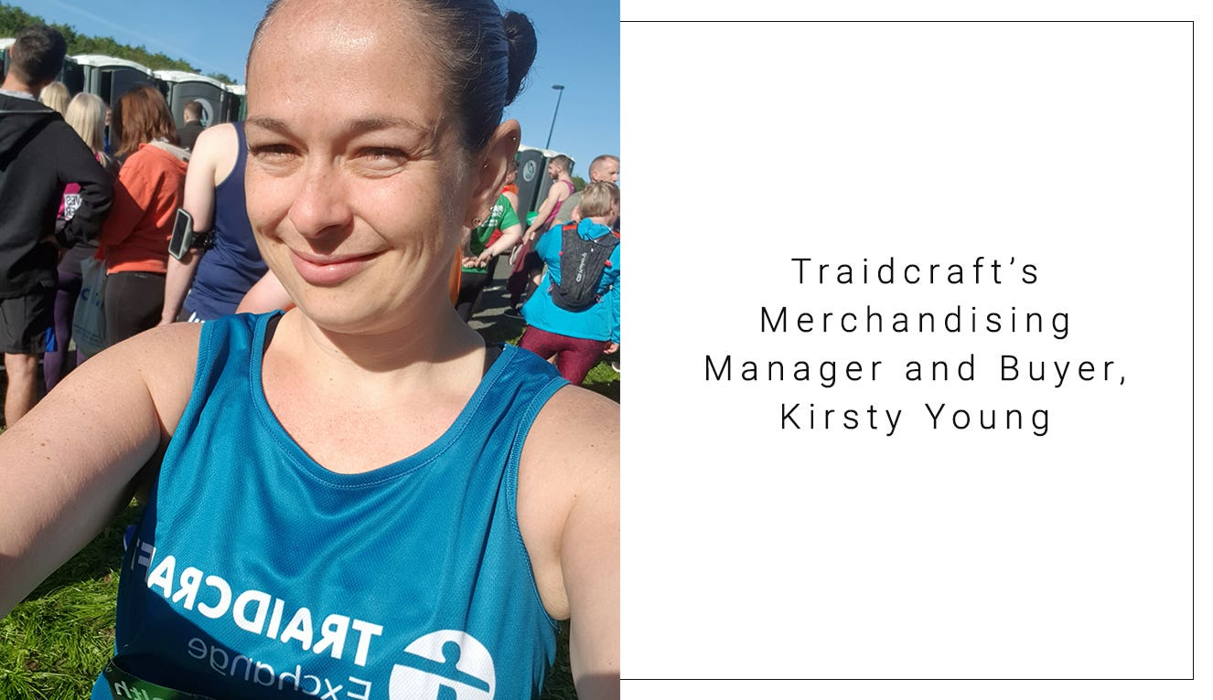 Traidcraft PLC's Merchandising Manager and Buyer