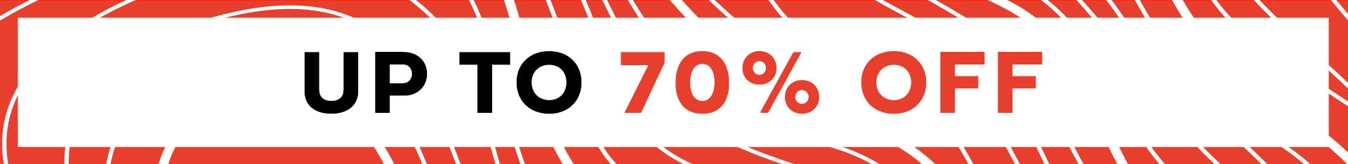 Winter Sale - up to 70% Off