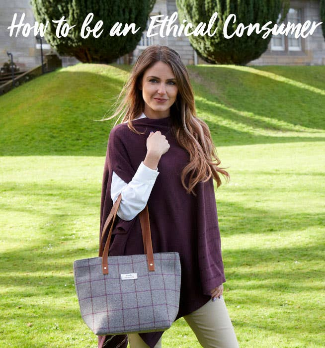 How to be an Ethical Consumer