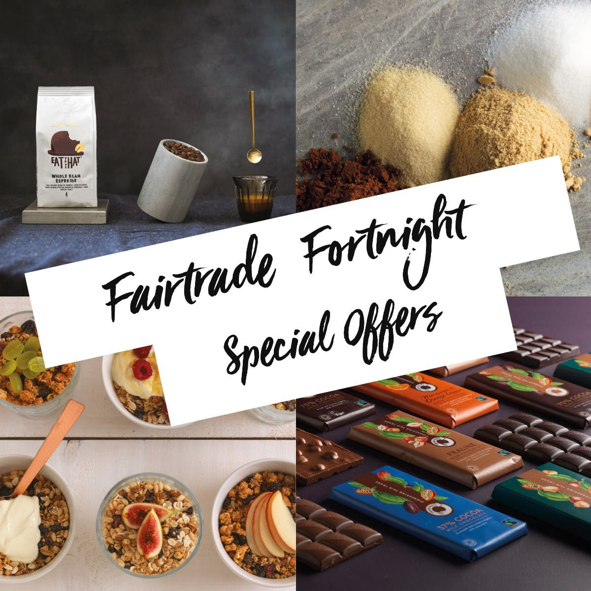Fairtrade Fortnight special offers