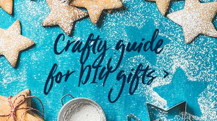 Crafty Guide For DIY Gifts