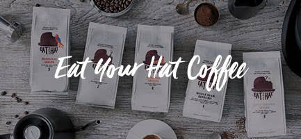 Eat Your Hat Coffee