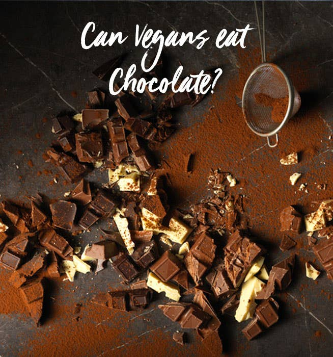 Can Vegans eat Chocolate?